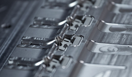 Produzione stampi lamiera Steel Meccanica
